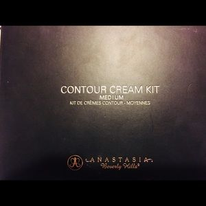 New Anastasia Contour Kit